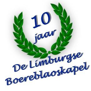 logo 10-jarig bestaan